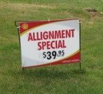 alignment-sign