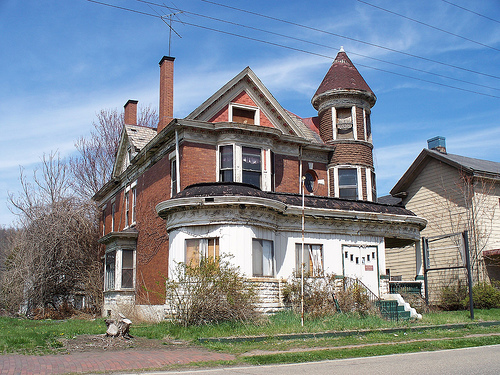 10 haunted abandoned buildings around the world jezzbean for Building a home in ohio