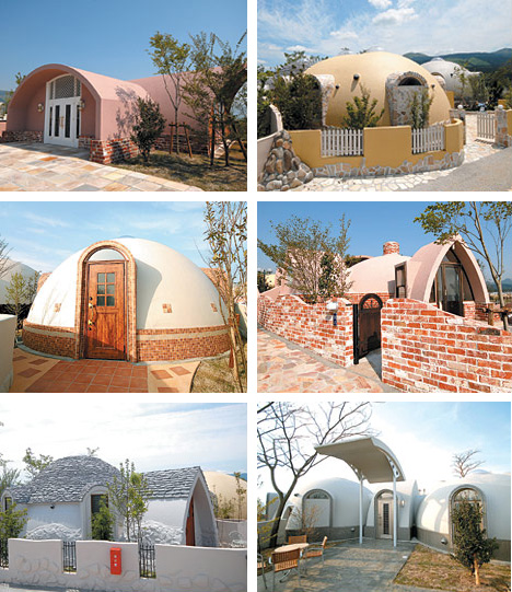 Construction Concrete Dome Home: The Art Of Styrofoam