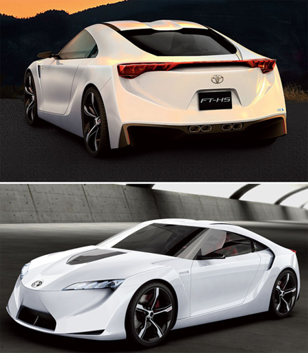 20 Awesome Concept Cars