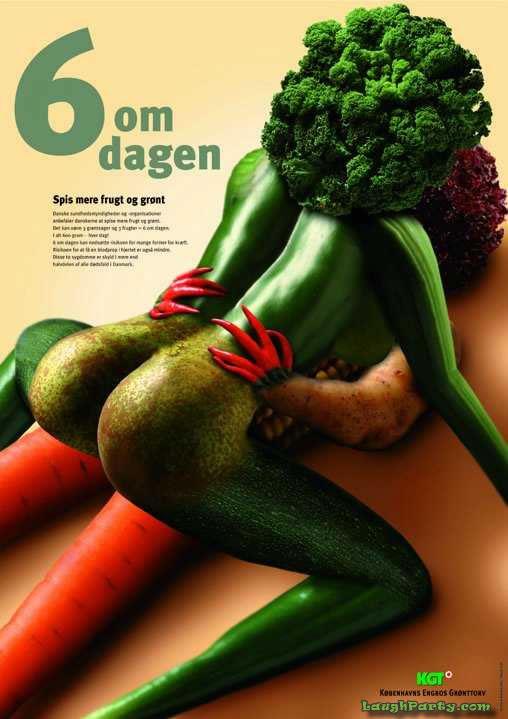 Vegetable sex pics